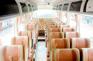 豪華三排座椅旅遊巴士