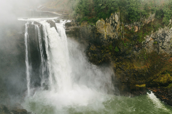 斯諾誇爾米瀑布2