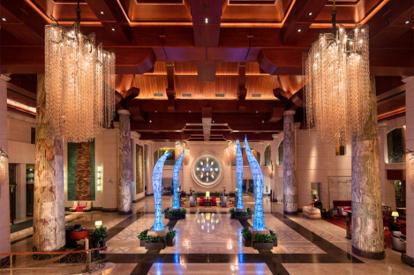 金沙灘希爾頓酒店