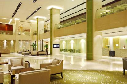 武漢晴川假日酒店