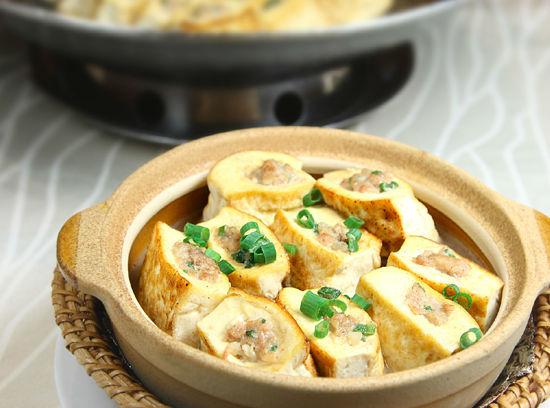 客家釀豆腐宴