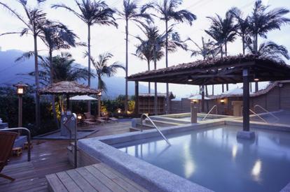 椰林溫泉會館