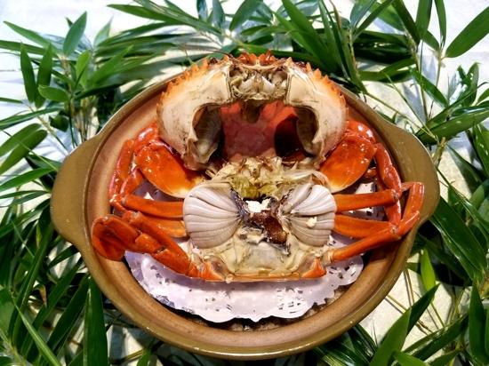 瓦鐣鹽焗橫門大肉蟹