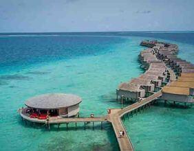 【推薦酒店】全包式度假村Centara Ras Fushi Resort & Spa Maldives   香港航空馬爾代夫自由行套票4-31天   包來回快艇接送