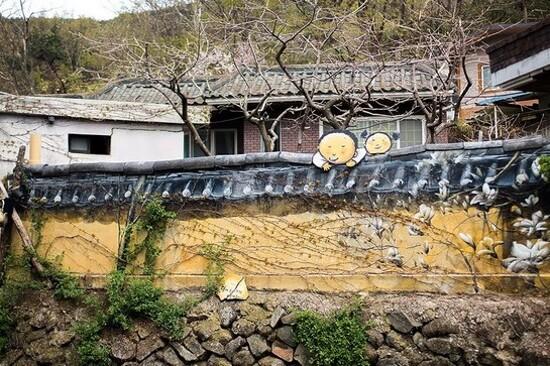 馬飛亭壁畫村