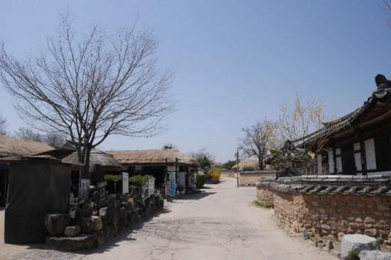 「UNESCO世界文化遺產」安東河回村