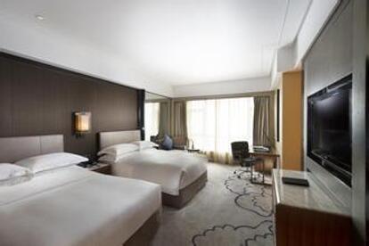 中山利和希爾頓酒店