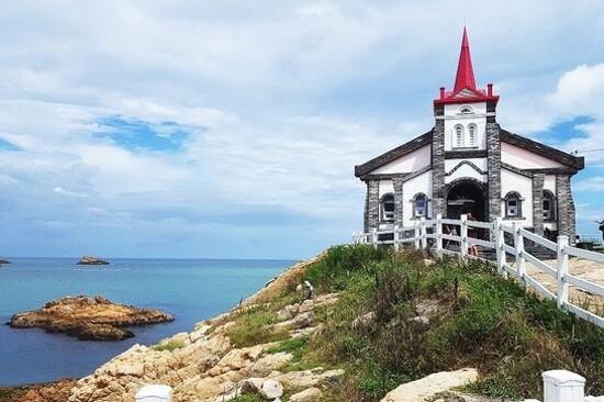 竹城海邊聖堂