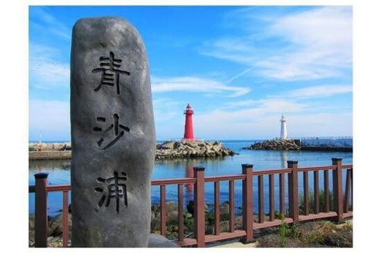青沙浦天空步道+燈塔