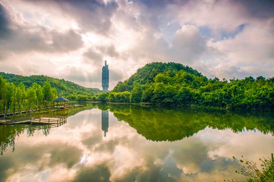觀山湖公園
