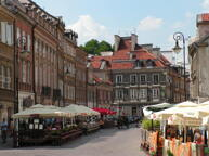 「戰爭的痕跡」華沙
