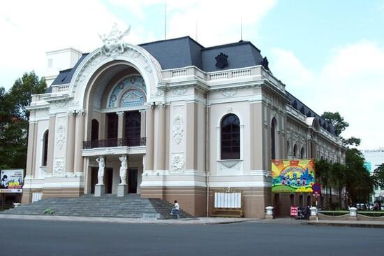市立歌劇院