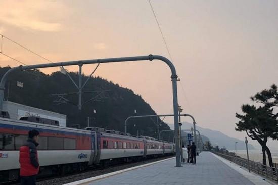 正東津臨海火車體驗