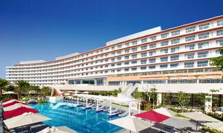 【DoubleTree by Hilton Okinawa Chatan Resort】罕有2大戶外泳池│包pocket wifi租借服務│沖繩自由行套票 3-31天