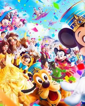 【東京迪士尼海洋】東京自由行套票3-31天