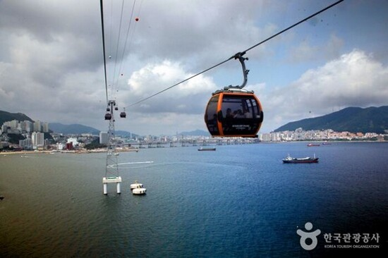 松島海上纜車