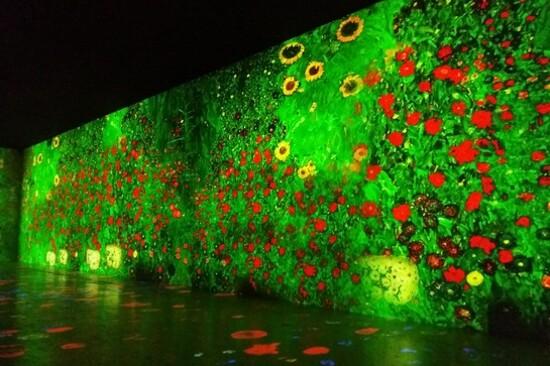 Bunker de lumieres光之地堡