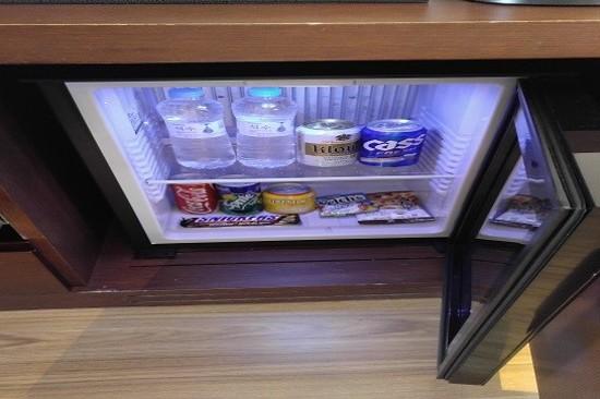 【慶源齋】客房內無料Minibar