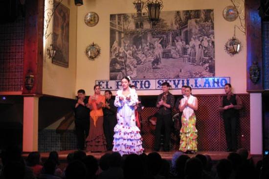 佛蘭明哥歌舞表演