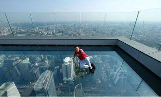 【曼谷Mahanakhon SkyWalk觀景台】全泰國最高觀景台全新開幕!坐擁壯觀360度極致全景   曼谷自由行套票3-31天