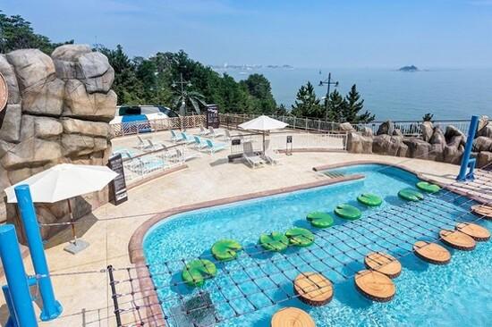 束草Lotte Resort水上樂園