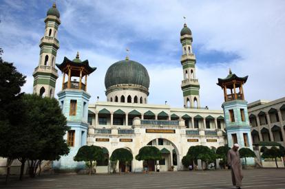 外觀東關清真寺