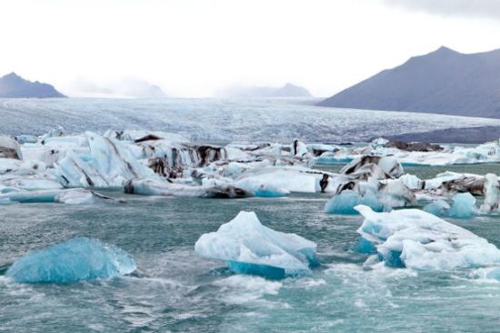 傑古沙龍冰山湖