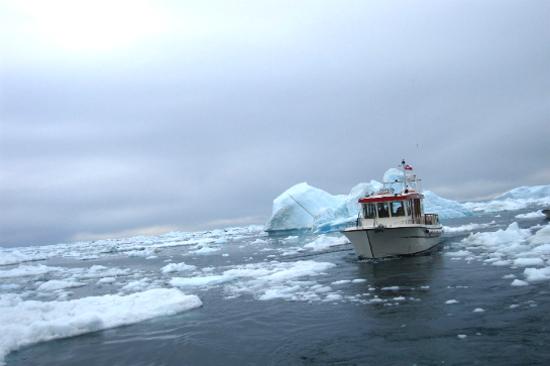 艾奇冰河之旅