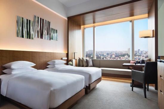 長春凱悅酒店客房