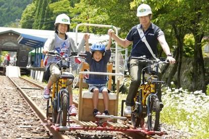 鐵路電動單車