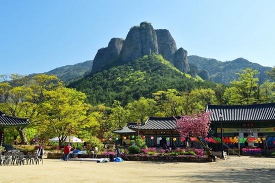 周王山國立公園~大典寺