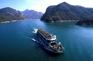 忠州湖遊船