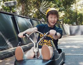 【高速下滑車Skyline Luge X 空中吊椅體驗】│新加坡自由行套票3-31天