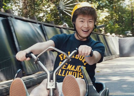 【高速下滑車Skyline Luge X 空中吊椅體驗】新加坡自由行套票3-31天