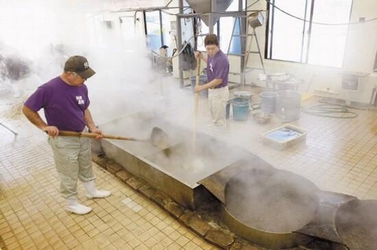 沖繩黑糖工房見學