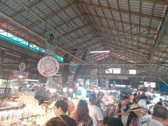地道Don Wai 水上市場