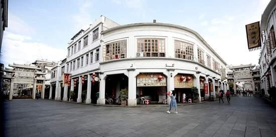 潮州牌坊街