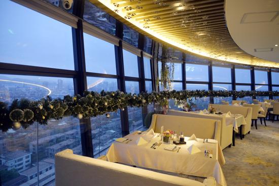 23樓旋轉餐廳