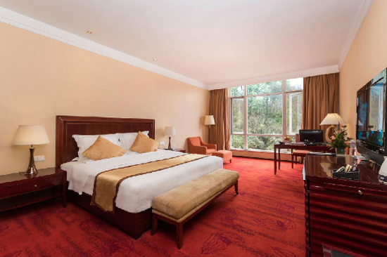紅珠山賓館(五號樓)