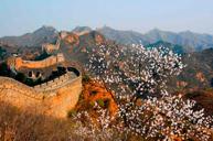 世界文化遺產、北京最美長城~金山嶺長城