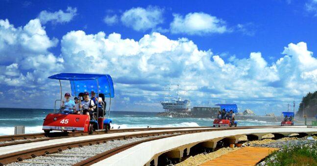 韓國夏季私房景點: 大關嶺三養牧場 X 《鬼怪》拍攝地注文津海邊 X 正東津海邊鐵路車一天遊
