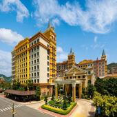 【主題酒店】長隆3大主題酒店│金光飛航│珠海自由行套票2-4天~『來回澳門氹仔碼頭』