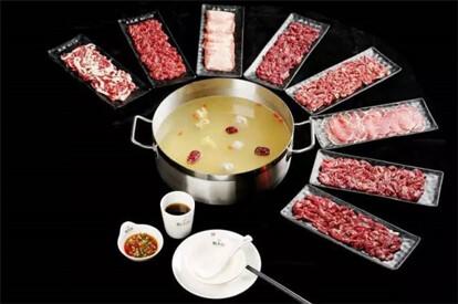 金牌牛肉火鍋
