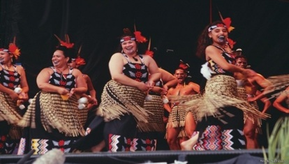 蒂普瓦毛利文化及地熱保護區