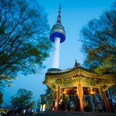 【N首爾塔】首爾自由行套票4-31天