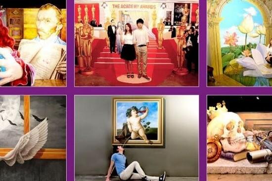 Trick Eye Museum「AR立體美術館」