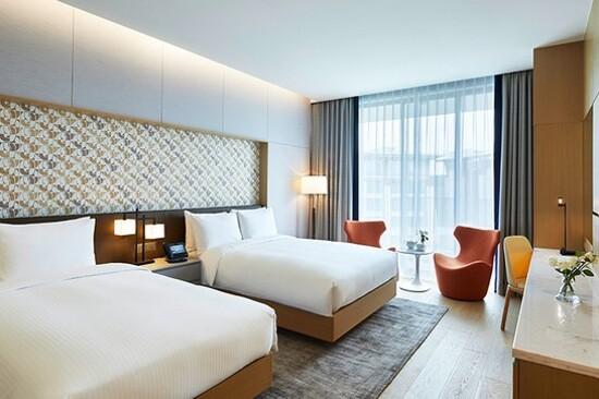 Marriott Resort Jeju Shinhwa World