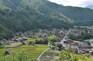 白川鄉 展望台景