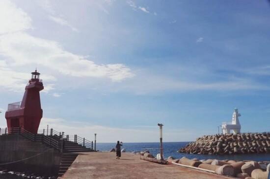 梨湖海邊小馬燈塔