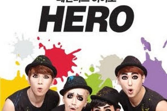 The Painters【HERO】彩繪秀
